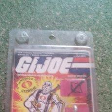 Figuras y Muñecos Gi Joe: GI JOE WHITE COBRA MORTAL VENEZUELA CUSTOM PLASTIRAMA GIJOE RARO 100% PERFECT. Lote 118280823