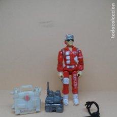 Figuras y Muñecos Gi Joe: GIJOE LIFELINE V1 (DOC) 1986 HASBRO COMPLETO. Lote 118606311