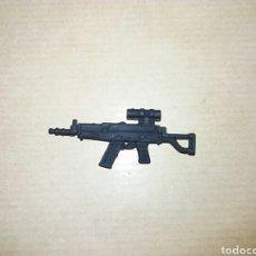 Figuras y Muñecos Gi Joe: ACCESORIOS GIJOE COBRA - COBRA COMMANDER V14 - RIFLE AMETRALLADORA ARMA 2003 GI JOE ARMAS C2. Lote 194932222