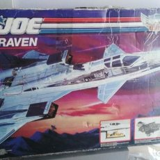 Figurines et Jouets Gi Joe: ANTIGUO AVION DE GI JOE SKY RAVEN SKY PATROL . Lote 122553559