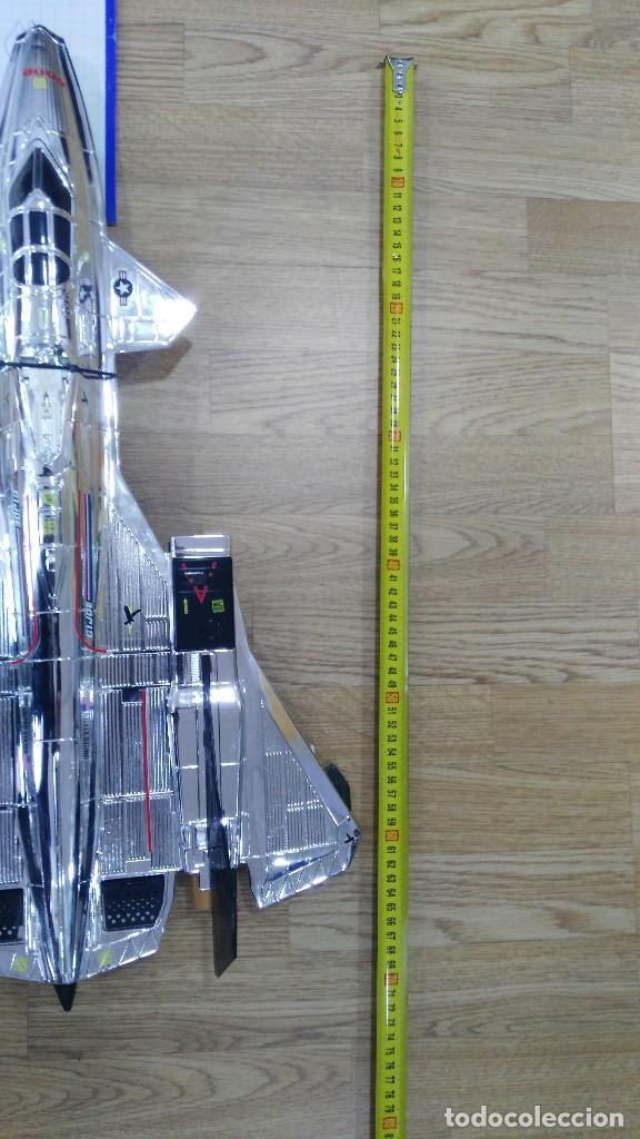 Figuras y Muñecos Gi Joe: ANTIGUO AVION DE GI JOE SKY RAVEN SKY PATROL - Foto 11 - 122553559