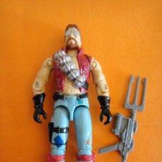 Figuras y Muñecos Gi Joe: FIGURA GI JOE MONKEYWRENCH 100% COMPLETA 1986 GIJOE .. Lote 124198799