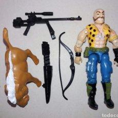 Figuras y Muñecos Gi Joe: FIGURA GIJOE COBRA DREADNOK GNAWGAHYDE / JABATO V1 S8 1989. GI JOE HASBRO. Lote 125135850