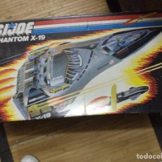 Figuras y Muñecos Gi Joe: GI JOE.NAVE PHANTOM X - 19.HASBRO 1989.. Lote 126161111