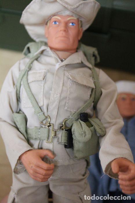 Figuras y Muñecos Gi Joe: Vintage GI Joe Marinero y Marine Más Accesorios - Foto 3 - 130223348