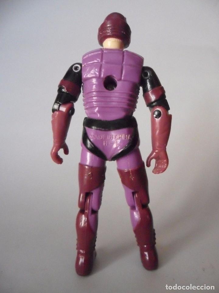Figuras y Muñecos Gi Joe: G JOE SAW VIPER HASBRO 1990 - Foto 4 - 130879788