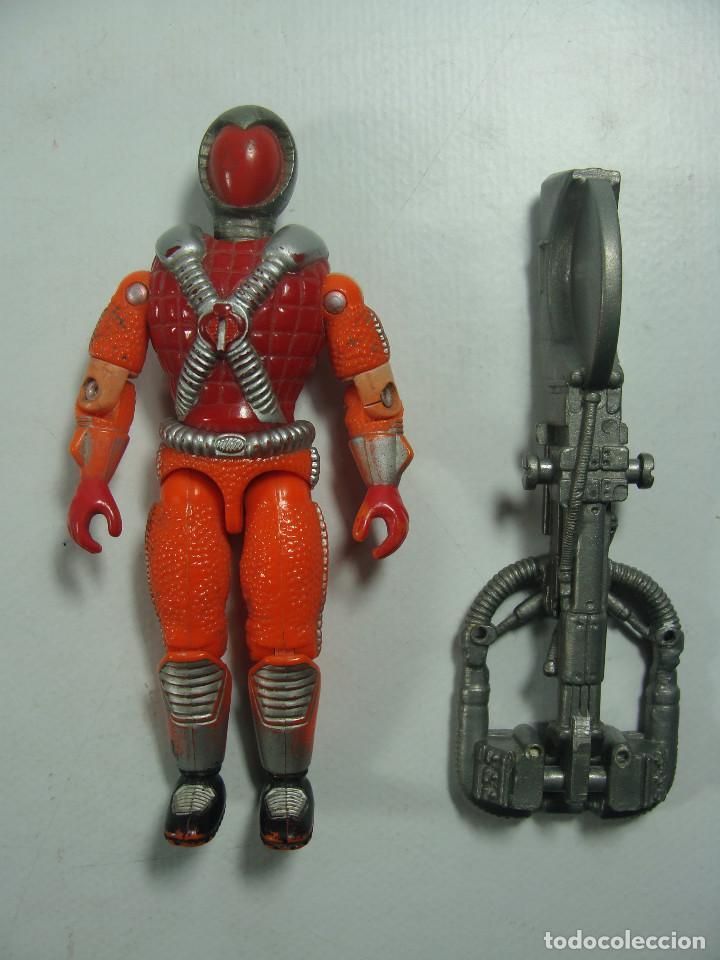 Figuras y Muñecos Gi Joe: Incinerators v1 - Hasbro 1991 - GIJoe G.I.Joe Cobra Cupra - Foto 2 - 131864814