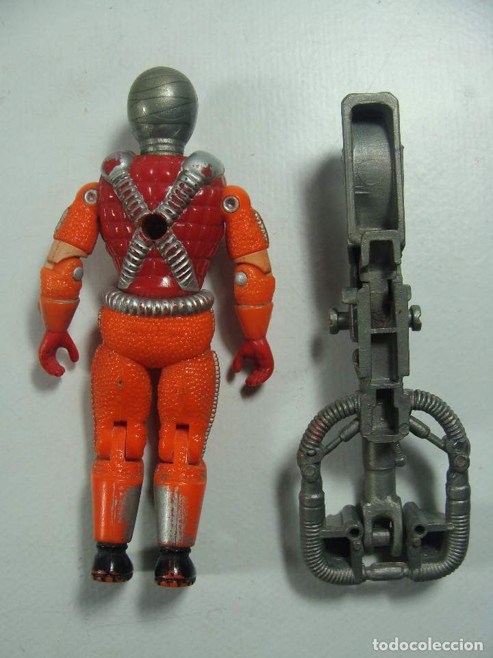 Figuras y Muñecos Gi Joe: Incinerators v1 - Hasbro 1991 - GIJoe G.I.Joe Cobra Cupra - Foto 3 - 131864814