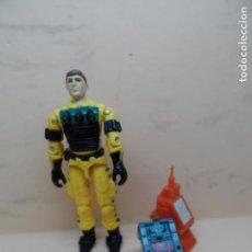 Figuras y Muñecos Gi Joe: GIJOE LIGHTFOOT V1 1988 HASBRO. Lote 132918018
