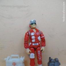 Figuras y Muñecos Gi Joe - GIJOE LIFELINE V1 (DOC) 1986 HASBRO - 133141286