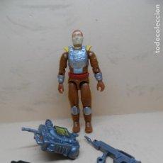 Figuras y Muñecos Gi Joe: GIJOE CHARBROIL V1 (BRASAS) 1988 HASBRO. Lote 133235022