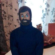 Figuras y Muñecos Gi Joe: ANTIGUO Y DIFÍCIL GI JOE ACTION JOE HASBRO 1975 GEYPERMAN. Lote 133591214