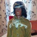 Figuras y Muñecos Gi Joe: ANTIGUO Y DIFÍCIL INDIO GI JOE ACTION JOE HASBRO 1975 GEYPERMAN. Lote 133591582