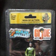 Figuras y Muñecos Gi Joe: WORLD SMALLEST GIJOE ACTION SOLDIER NUEVO PRECINTADO JUGUETE EN MINIATURA. Lote 135604206