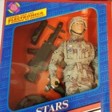 Figuras y Muñecos Gi Joe: GIJOE STARS DUKE TAMAÑO GEYPERMAN. Lote 136097150