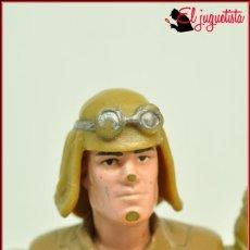Figuras y Muñecos Gi Joe: FRA2 32 - GIJOE GIJOE HASBRO 2002 - DUSTY. Lote 138106282