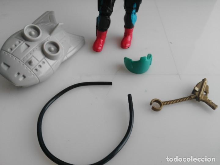 Figuras y Muñecos Gi Joe: antigua figura articulada de GI JOE TARGAT - Foto 2 - 138542666