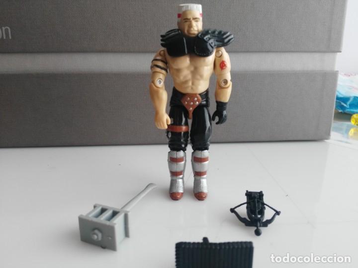 Figuras y Muñecos Gi Joe: antigua figura articulada de GI JOE ROAD PIG - Foto 2 - 138543866