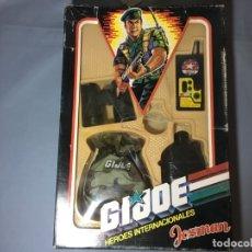 Figuras y Muñecos Gi Joe: GIJOE EQUIPO DE ACCION DE JOSMAN - HASBRO 1990. Lote 138840298