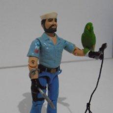 Figuras y Muñecos Gi Joe: FIGURA GIJOE, SHIPWRECK 100 % COMPLETA, SERIE 4, 1985 GI JOE. Lote 143267541