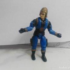 Figuras y Muñecos Gi Joe: ANTIGUO MUÑECO ORIGINAL GI JOE COBRA COMMANDER. Lote 139411466