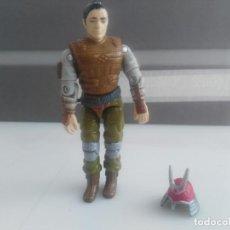 Figuras y Muñecos Gi Joe: ANTIGUA FIGURA ARTICULADA DE GI JOE BUDO. Lote 139434810