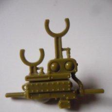Figuras y Muñecos Gi Joe: GI JOE BACKBLAST MISSILE LAUNCHER HASBRO 1989. Lote 143567970