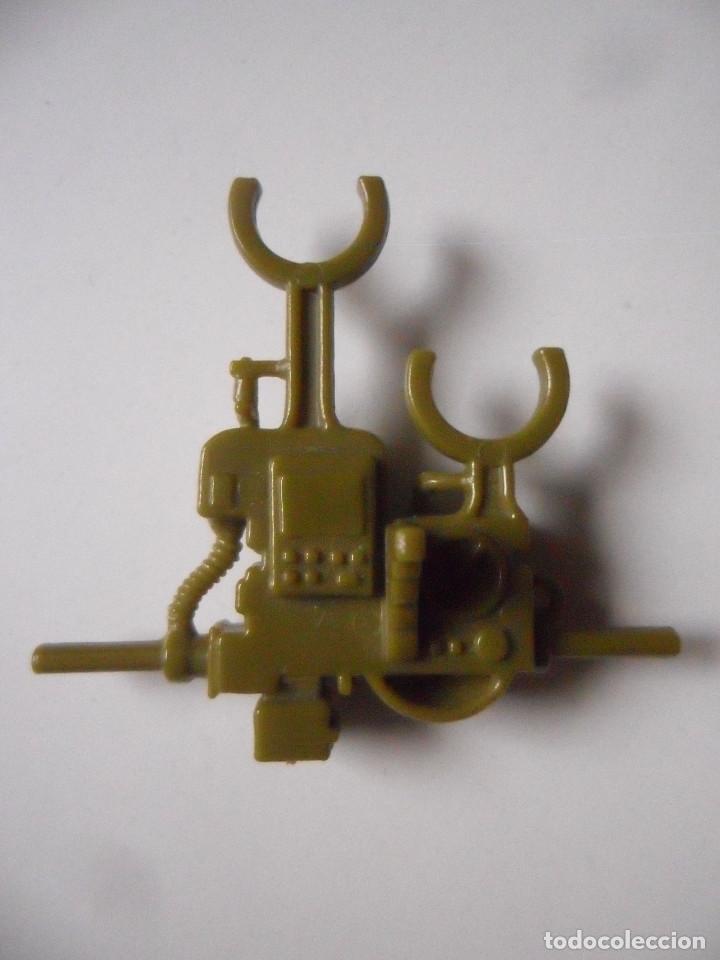 Figuras y Muñecos Gi Joe: GI JOE BACKBLAST MISSILE LAUNCHER HASBRO 1989 - Foto 2 - 143567970