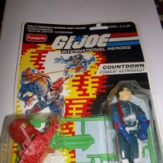 Figuras y Muñecos Gi Joe: GI JOE COUNTDOWN FUNSKOOL INDIA 2003 GIJOE INTERNATIONAL RARO NUEVO. Lote 143830818