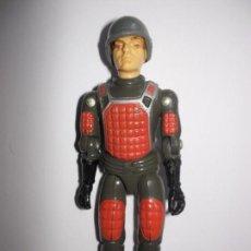 Figuras y Muñecos Gi Joe: GI JOE GRAND SLAM V1 1982 GIJOE STRAIGHT ARM PILOTO HEAVY ARTILLERY LASER (HAL) PERFECTA. Lote 143897374