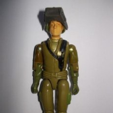 Figuras y Muñecos Gi Joe: GI JOE STEELER V1.5 1983 GIJOE SWIVEL ARM PILOTO MOTORIZED BATTLE TANK (MOBAT). Lote 143900774