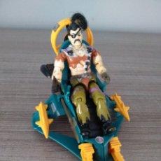 Figuras y Muñecos Gi Joe: VEHÍCULO AIR SKIFF CON DOCTOR ZANZIBAR. Lote 144224156