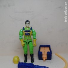 Figuras y Muñecos Gi Joe: GIJOE FLINT V3 (BALLENA) (ECO-WARRIORS) 1991 HASBRO. Lote 144554070