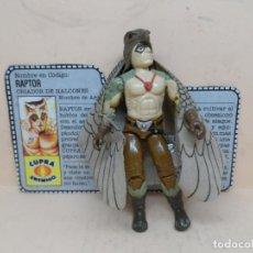 Figuras y Muñecos Gi Joe: GIJOE RAPTOR V1 1987 HASBRO. Lote 144631014