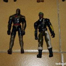 Figuras y Muñecos Gi Joe: 2 FIGURAS DE GI JOE VALOR VS VENOM (AÑOS 2000). Lote 144650082