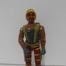 Figuras y Muñecos Gi Joe: FIGURA GIJOE, ROADBLOCK 80% COMPLETA, SERIE 7, 1988 GI JOE. Lote 145538606