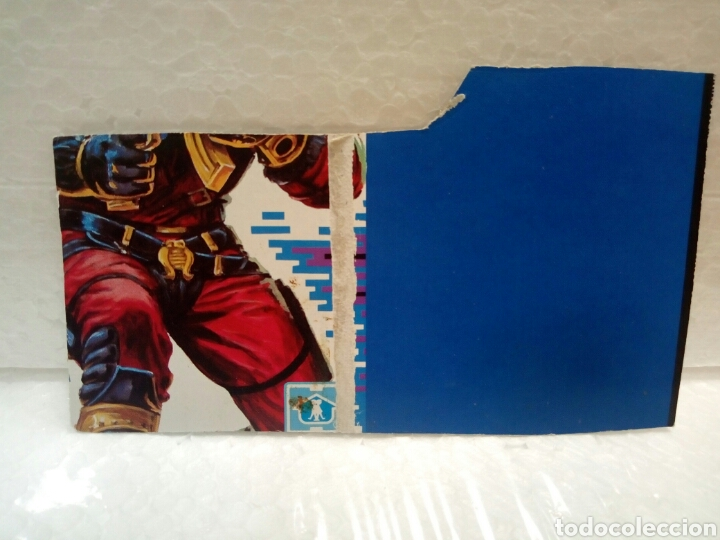 Figuras y Muñecos Gi Joe: Gi Joe VOLTAR V.1 de 1988. DESTRO GENERAL. Completa con Filecard en inglés. - Foto 6 - 145670209