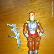 Figuras y Muñecos Gi Joe: GI JOE G.I.JOE GIJOE BRASAS CHARBROIL 1988 CON ACCESORIO. Lote 145813738