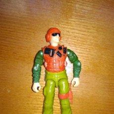 Figuras y Muñecos Gi Joe: GI JOE G.I.JOE GIJOE SKIDMARK TREADMARK 1988 PILOTO DESERT FOX. Lote 145813942