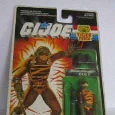 Figuras y Muñecos Gi Joe: FIGURA GIJOE, GI JOE CABLE, DE HASBRO, AÑO 1989, EN BLISTER. CC. Lote 147421402