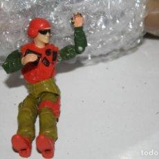 Figuras y Muñecos Gi Joe: FUERZA DE ACCIÓN GI JOE COBRA SKIDMARK FIGURA HASBRO 1988. Lote 148095350