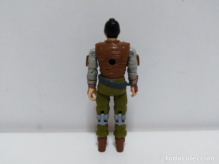 Figuras y Muñecos Gi Joe: Figura de Budo (Samurai Warrior) de G.I. Joe, Hasbro, 1988 - Foto 3 - 149669846
