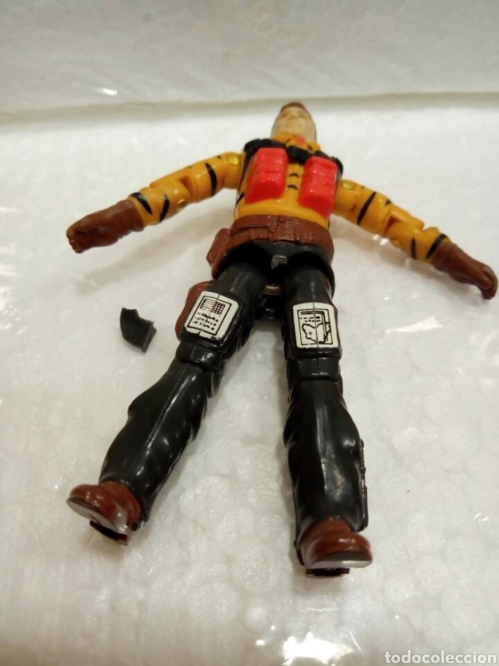Figuras y Muñecos Gi Joe: Gi Joe SKYSTRIKERV.1 de 1988. TIGER RAT PILOT. - Foto 3 - 149928914