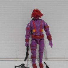 Figuras y Muñecos Gi Joe: FIGURA GIJOE, HIDRO VIPER 80% COMPLETA, SERIE 7, 1988 GI JOE . Lote 152142166