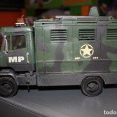 Figuras y Muñecos Gi Joe: VEHICULO POLICIAL DE GI JOE O SIMILAR. Lote 159334265