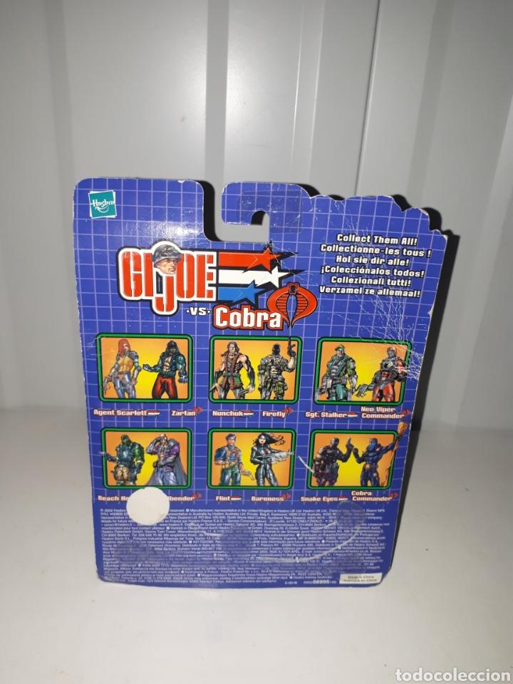 Figuras y Muñecos Gi Joe: GI JOE VS COBRA HASBRO SGT. STALKER VS NEO VIPER COMMANDER 2002 - Foto 3 - 152474842