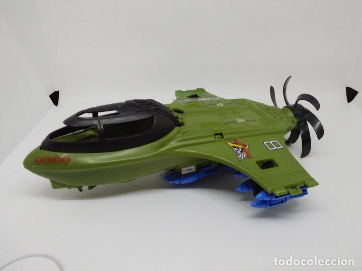 Figuras y Muñecos Gi Joe: Nave avión Mudslinger. Gi Joe. Años 80. Hasbro. - Foto 2 - 152584070
