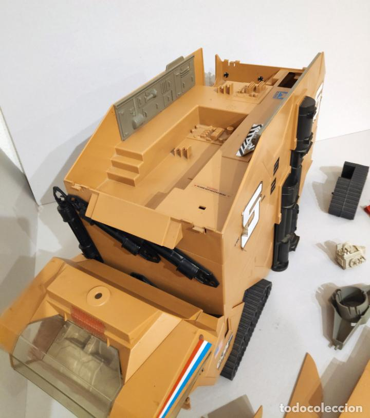 Gi Joe Mobile Command Center Incompleto Sold Through Direct Sale 153211942