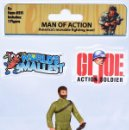 Figuras y Muñecos Gi Joe: PRY 2 - GI JOE HASBRO 2016 - WORLD'S SMALLEST MAN OF ACTION. Lote 155940844
