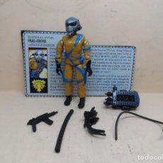 Figuras y Muñecos Gi Joe: GIJOE FRAG VIPER V1 (FRAG VÍBORA) 1989 HASBRO COMPLETO. Lote 156034434